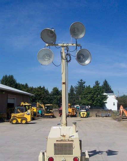 Ingersoll-Rand Light Tower L5